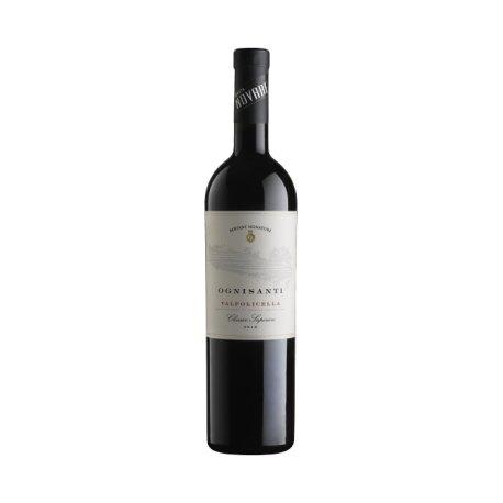 Ognisanti Valpolicella Classico Superiore DOC Bertani Vino Rosso 1 Bottiglia CL 75