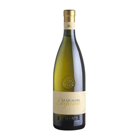 Le Quaiare Lugana DOC Bertani Vino Bianco Bottiglia CL 75