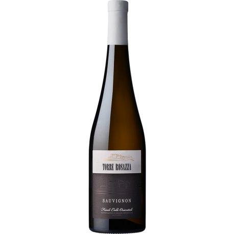 Sauvignon Friuli Colli Orientali DOC Torre Rosazza Vino Bianco 1 Bottiglia CL 75