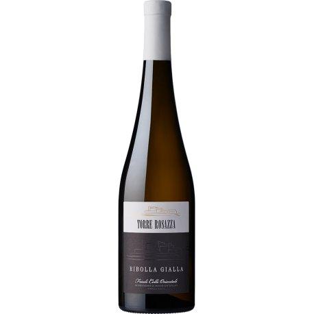 Ribolla Gialla Friuli Colli Orientali DOC Torre Rosazza Vino Bianco 1 Bottiglia CL 75