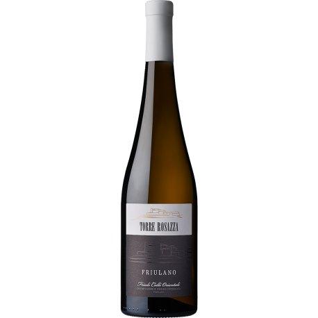 Friulano Friuli Colli Orientali DOC Torre Rosazza Vino Bianco 1 Bottiglia CL 75