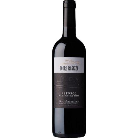 Refosco dal Peduncolo Rosso Friuli Colli Orientali DOC Torre Rosazza Vino Rosso 1 Bottiglia CL 75