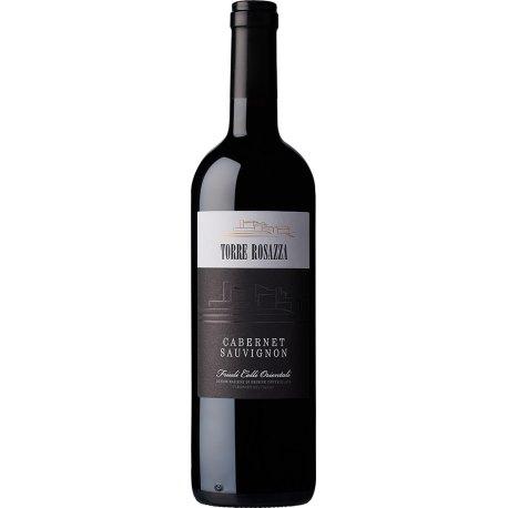 Cabernet Sauvignon Friuli Colli Orientali DOC Torre Rosazza Vino Rosso 1 Bottiglia CL 75
