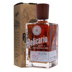 Rum Relicario Ron Dominicano Anejo 10 Anos con Astuccio 1 Bottiglia CL 70