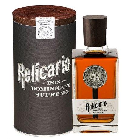Rum Relicario Supremo Ron Dominicano 15 Anos Con Astuccio 1 Bottiglia CL 70