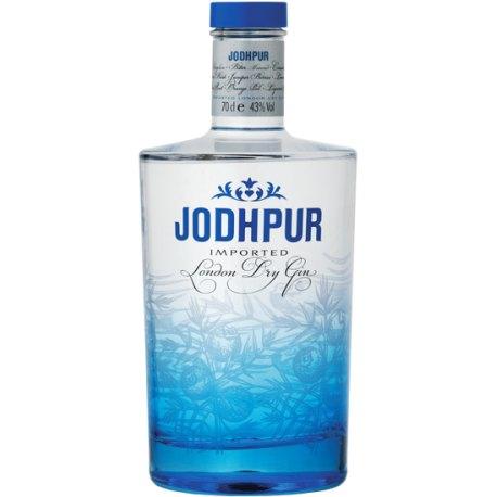 Jodhpur London Dry Gin 1 Bottiglia CL 70