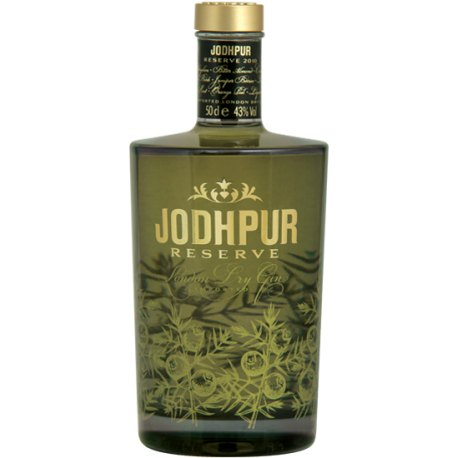 Jodhpur Reserve London Dry Gin 1 Bottiglia CL 50
