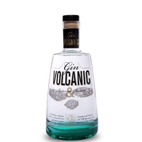 Gin Volcanic Botanic & Russet Five Senses London Dry Gin 1 Bottiglia CL 70