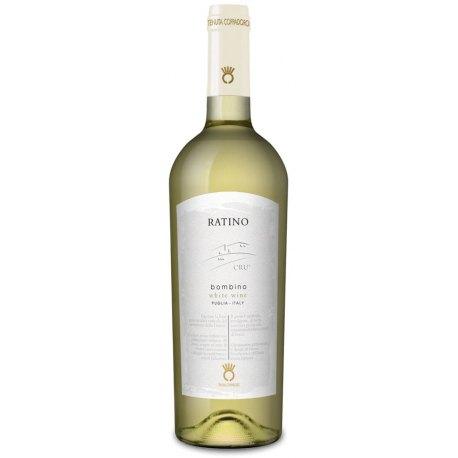 Ratino Bombino Bianco Puglia IGP Tenuta Coppadoro Vino Bianco 1 Bottiglia CL 75