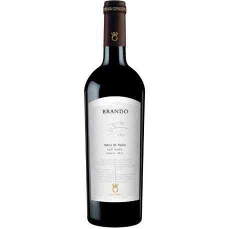 Brando Nero di Troia Puglia IGP Tenuta Coppadoro Vino Rosso 1 Bottiglia CL 75