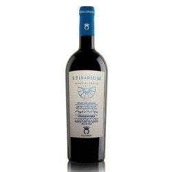 Stibadium Nero di Troia Puglia IGP Tenuta Coppadoro Vino Rosso 1 Bottiglia CL 75
