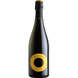 Ribolla Gialla Vino Spumante di Qualità Metodo Classico Extra Brut Morbido Puiatti Vino Bianco 1 Bottiglia CL 75