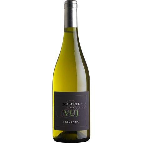 Vuj Friulano Isonzo del Friuli DOP Puiatti Vino Bianco 1 Bottiglia CL 75