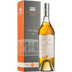 Cognac VS Grande Champagne 1er Cru Drouet 1 Bottiglia CL 70