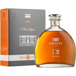 """Cognac X.O. Grande Champagne 1er Cru """"Ulysse"""" Drouet 1 Bottiglia CL 70"""