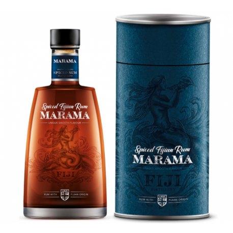 Marama Spiced Fijian Rum 40° cl70