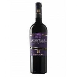 Negroamaro Salento IGP Cantine Paololeo Vino Rosso 1 Bottiglia CL 75
