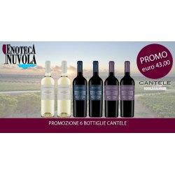Promo Cantele 6 Bottiglie