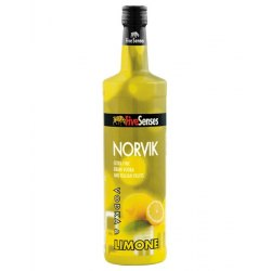 Vodka Norvik Limone 20° LT 1
