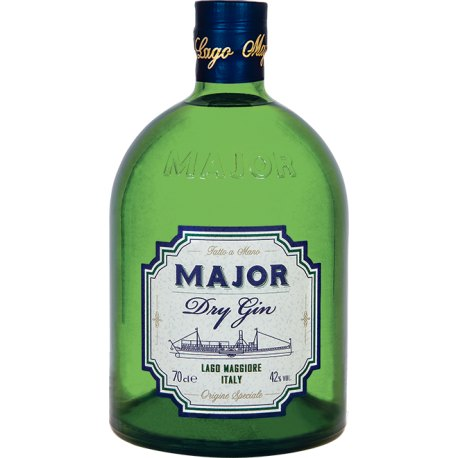 Gin Major Dry CL.70