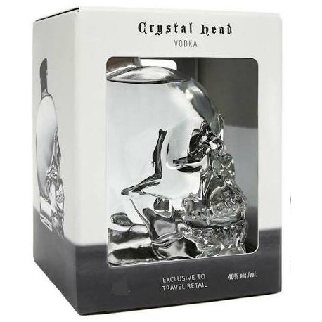 Vodka Crystal Head CL. 70
