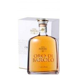 Grappa Riserva 'Oro di Barolo' Distillerie Francoli CL. 70