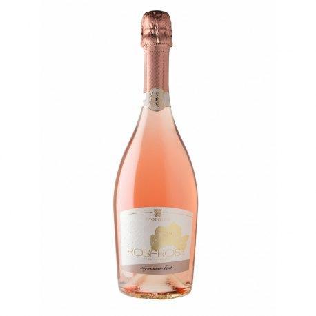 Rosarose Rosè Spumante Brut Negroamaro Cantine Paololeo Vino Rosato 1 Bottiglia CL 75