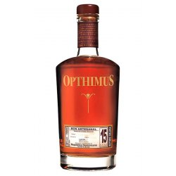 Rum Opthimus 15 Anni CL. 75
