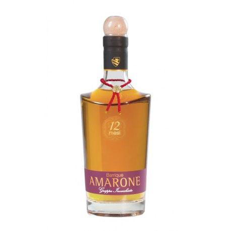 Grappa Brentè Amarone Barrique Beniamino Maschio CL. 70