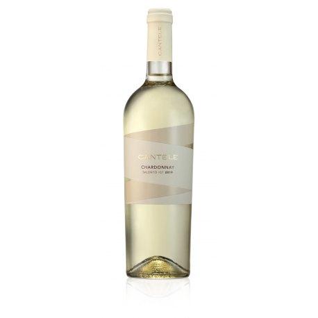 Chardonnay Salento IGT Cantele Vino Bianco 1 Bottiglia CL 75