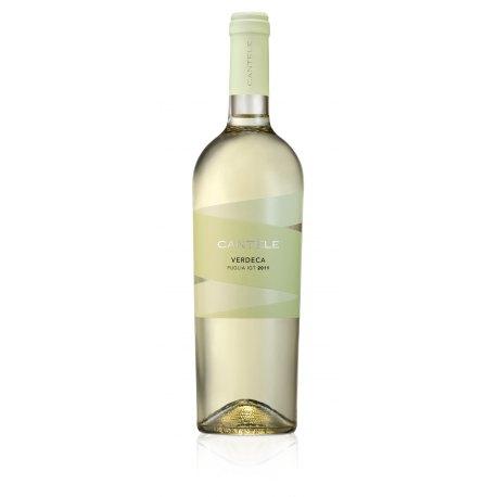 Verdeca Puglia IGT Cantele Vino Bianco 1 Bottiglia CL 75