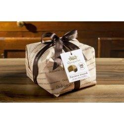 Panettone integrale con pere noci e cioccolato Quacquarini gr 800
