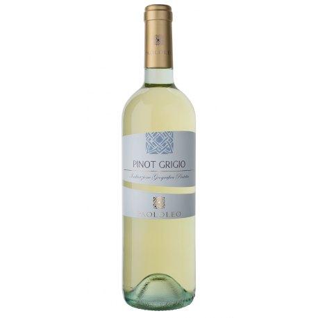 Pinot Grigio Tarantino IGP Cantine Paololeo Vino Bianco 1 Bottiglia CL 75