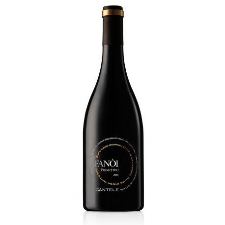 Fanòi Primitivo Salento IGT Cantele Vino Rosso 1 Bottiglia CL 75