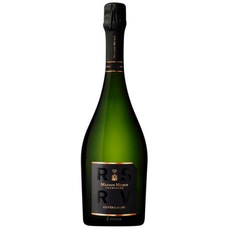 G.H. Mumm RSRV Cuvée Lalou Champagne CL. 75