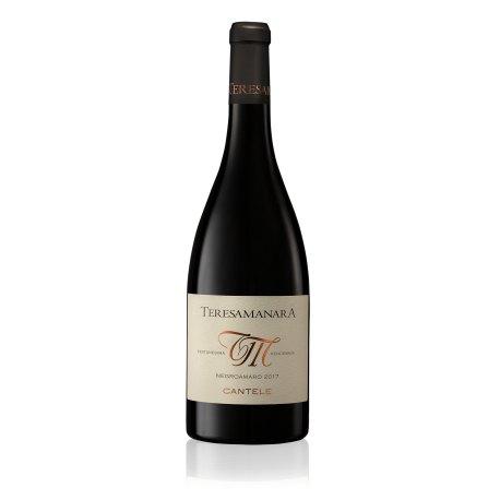 Teresa Manara Negroamaro Salento IGT Cantele Vino Rosso 1 Bottiglia CL 75