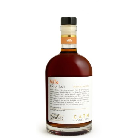 CATH Cocktail AT Home - MiTo a Stromboli 22° cl70