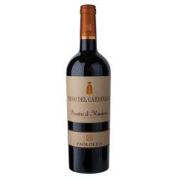 Passo del Cardinale Primitivo di Manduria DOC Cantine Paololeo Vino Rosso 1 Bottiglia CL 75
