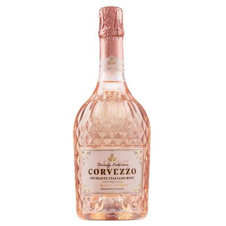 Spumante Cuvée Rosé Extra dry Biologico Corvezzo cl 75