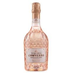 Prosecco DOC rosé bio Extra dry Biologico Corvezzo Cl. 75