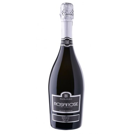 Rosarose Blanc Spumante Brut Bianco Negroamaro Cantine Paololeo Vino Bianco 1 Bottiglia CL 75