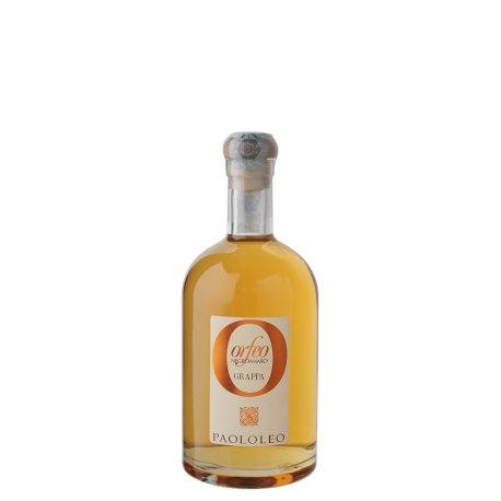 Grappa Orfeo Negroamaro Cantine Paololeo 1 Bottiglia CL 50