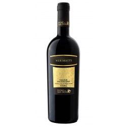 Nerimatti Riserva Salice Salentino DOP Cantine Paololeo Vigne di San Donaci Vino Rosso 1 Bottiglia CL 75