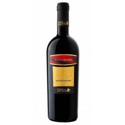 Taccorosso Negroamaro Puglia IGP Cantine Paololeo Vigne di San Donaci Vino Rosso1 Bottiglia CL 75