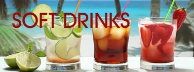 Soft Drinks: Sciroppi - Sode - Altri Drinks