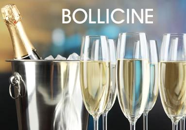 Bollicine: Champagne - Metodo Classico - Spumanti